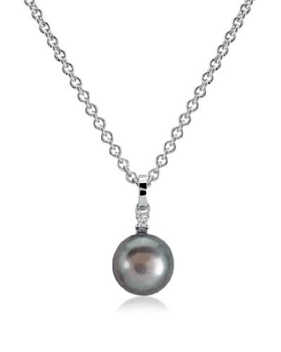 Divas Diamond Collar Diamante Black Perla