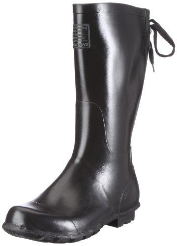 Viking RUBY JR. GUMMISTIEFEL Boots Girls Gray Grau/charcoal Size: 12 (30 EU)