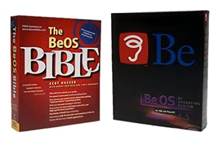 BeOS with BeOS Bible and Gobe Productive Bundle