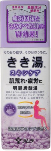 きき湯 明礬炭酸湯 360g