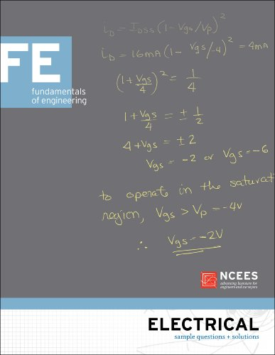 Electrical Fe Sample Questions And Solutions