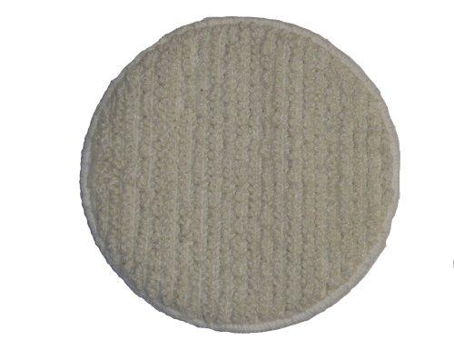 Oreck Commercial 437.053 Carpet Bonnet Orbiter Pad, 12″ Diameter, For 550MC Orbiter Floor Machine
