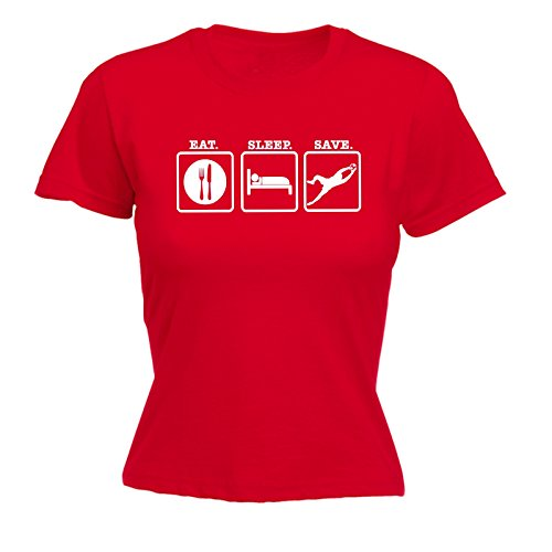 123t-womens-eat-sleep-save-goalkeeper-xl-red-fitted-t-shirt