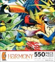 550 Pc Harmony Puzzle- Flights of Fancy