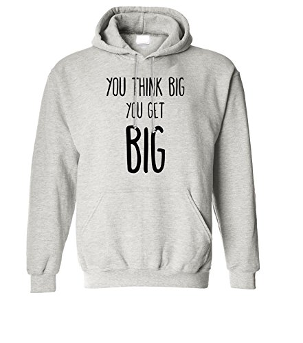 herren-hoodie-mit-you-think-big-you-get-big-motivational-phrase-print-medium-grau