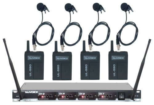 Vocopro Ul-580-3 Wireless Lavalier System