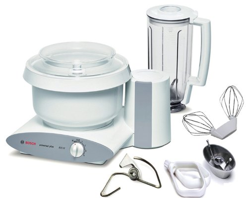 Bosch Universal Plus Mixer with Blender & Cookie Paddles