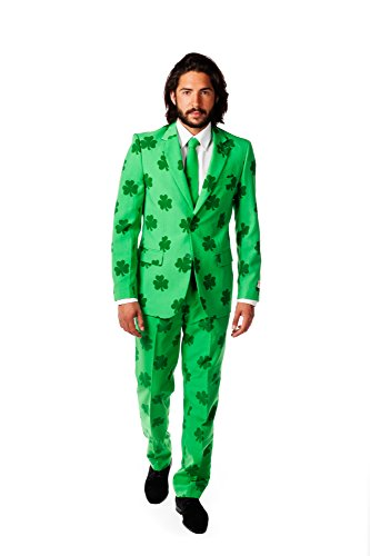 OppoSuits Men's Patrick Party Costume Suit