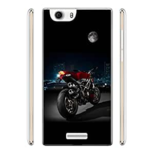 a AND b Printed Mobile Back Case Cover For Micromax Canvas Nitro 2 A311 (MIC_E311_654)