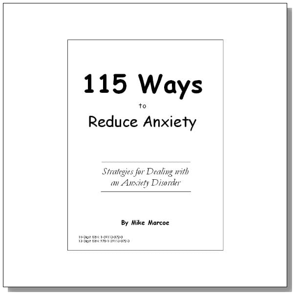 115 Ways to Reduce Anxiety
