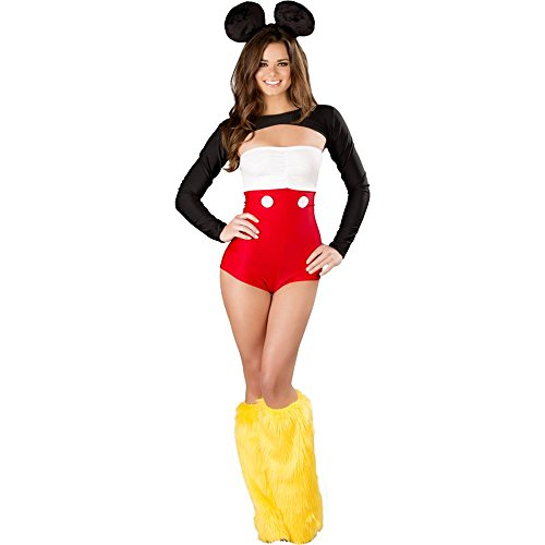 J. Valentine Women's Mickey Mouse Costume