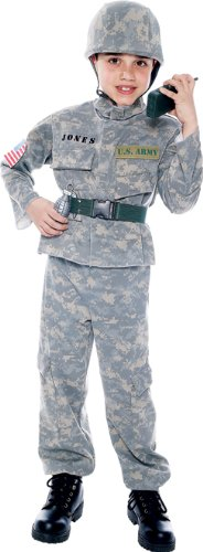 Us Army Infantry Small Costume