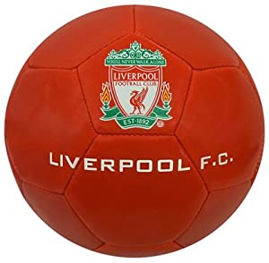 Liverpool FC Football Red Size 5 by Liverpool