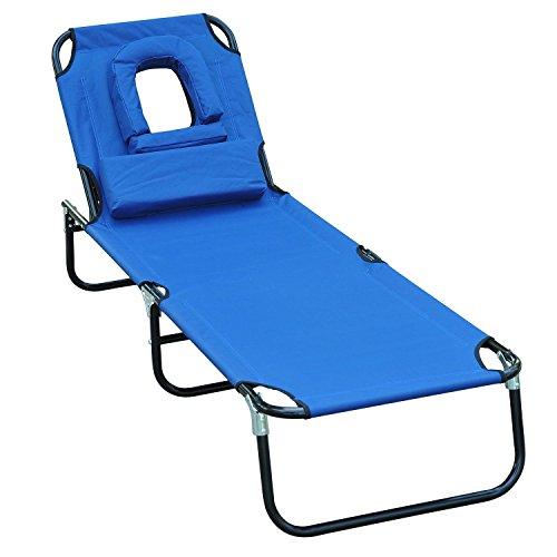 Outsunny-Sonnenliege-Gartenliege-Relaxliege-Dreibeinliege-mit-Gesichtsffnung-blau-190x56x28-cm-01-0340