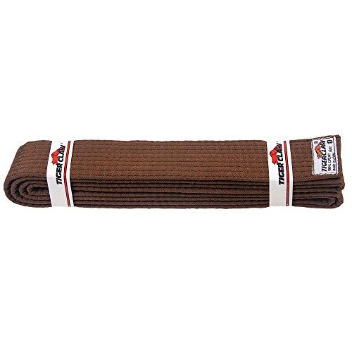 Tiger Claw Uniform Belt - Brown #4 at Sears.com