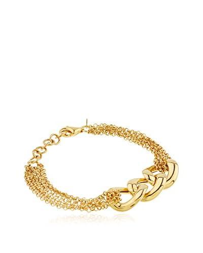 ALBA CAPRI Braccialetto Mita argento 925 bagnato oro