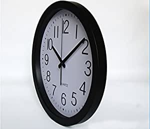 Special 39 Yuan 12 Inch Wall Clock Mute Creative Minimalist Living Room With Large