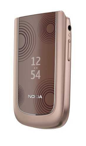 Nokia 3710 Handy (Kamera mit 3,2 MP, MP3, Bluetooth) fold pink
