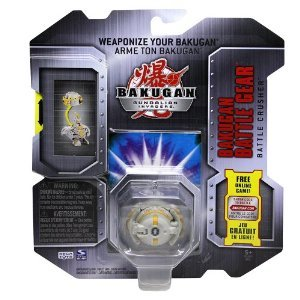 Bakugan - Battle Gear - Battle Crusher (Colors Vary) - 1