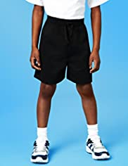 2 Pack PE Shorts with Stay New&#8482;