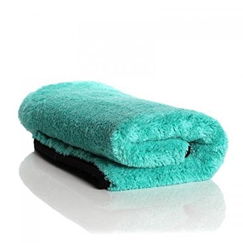 Auto Finesse AQD - Asciugamano, colore: Verde acqua