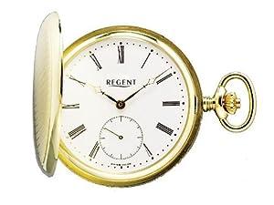 Regent Gold Taschenuhr 32-G3/104