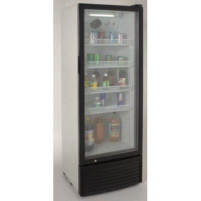 Commercial Beverage Cooler front-26240