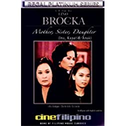 MOTHER,SISTER,DAUGHTER -Philippines Filipino Tagalog DVD Movie