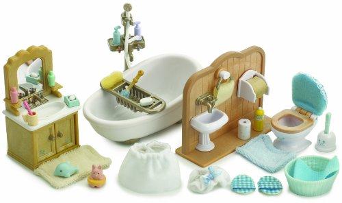Sylvanian Families Land Badezimmer Set