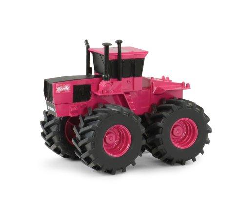 Ertl Monster Treads Pink 4 Wheel Drive Steiger