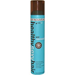 Sexy Hair Healthy Sexy Hair Soy Touchable Hair Spray for Unisex 9 Ounce