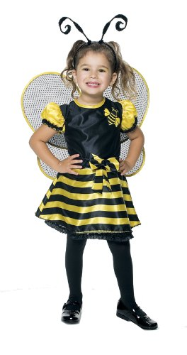 Paper Magic Group Bumble Bee Toddler With Wings Costume