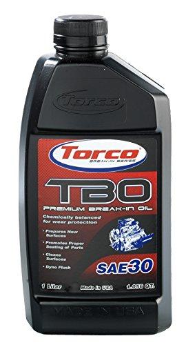 Torco TBO SAE 30 Premium Break-In Oil, 1 L (Torco Break In Oil compare prices)