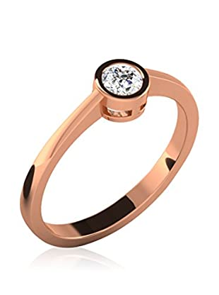 Friendly Diamonds Anillo FDR5353R (Oro Rosa)