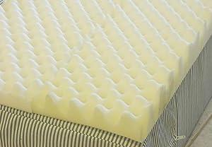Amazon Com Egg Crate Foam Cot Size 30 Quot X 74 Quot Fits Camp
