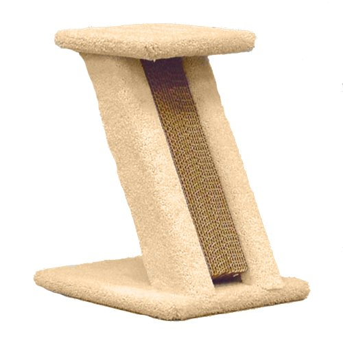 North American Pet Products Slant Cat Post With Cardboard front-552667