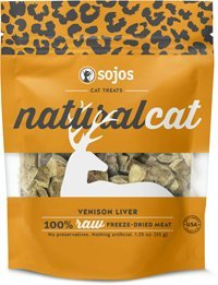 Natures Variety Instinct Freeze Dried Chicken Nuggets Dogs 2 oz Trial Size Bag