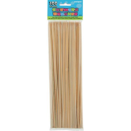 Best Prices! Bamboo Skewers, 100ct