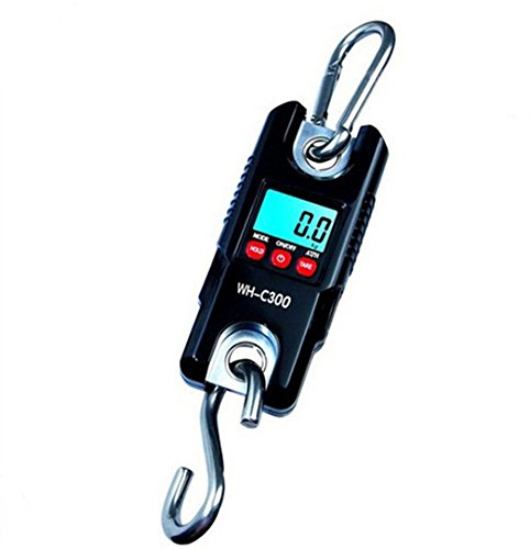 Hanging Scale Crane Scale Industrial Heavy Duty Scale Digital Mini Scale 660-Pound