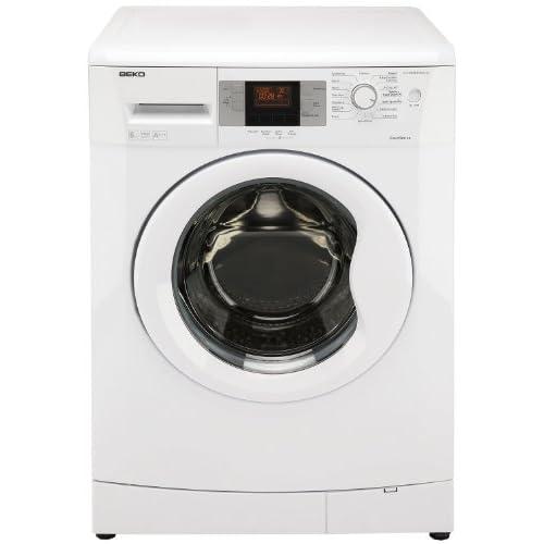 Beko ECOWMB81445LW Washing Machine Free Standing White