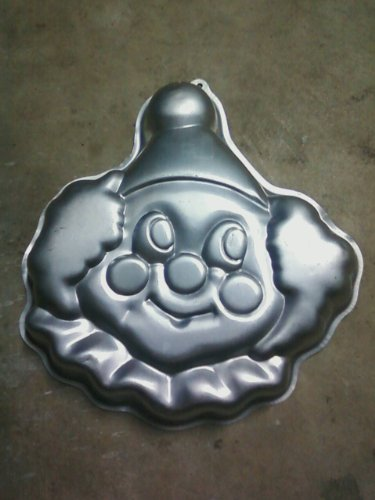 Wilton 1-2-3 Circus Clowns Cake Pan (Clown Cake Pan compare prices)