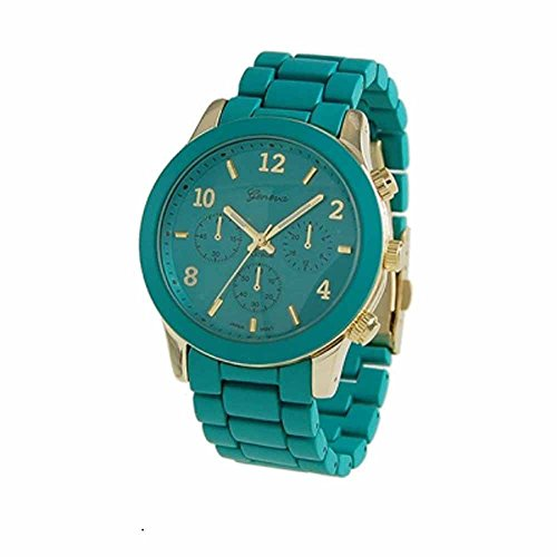 """The """"Boyfriend"""" Watch. Large Sized Ceramic Designer Style Fashion Watch With Grey And Rose Gold Band Grey Face"""