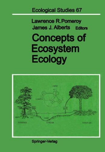Concepts of Ecosystem Ecology: A Comparative View (Ecological Studies)