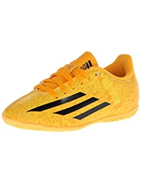 Adidas Kids F5 In J (Messi) Indoor Soccer Shoe
