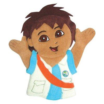 Nickelodeon Go Diego Go! Bath Mitt - 1