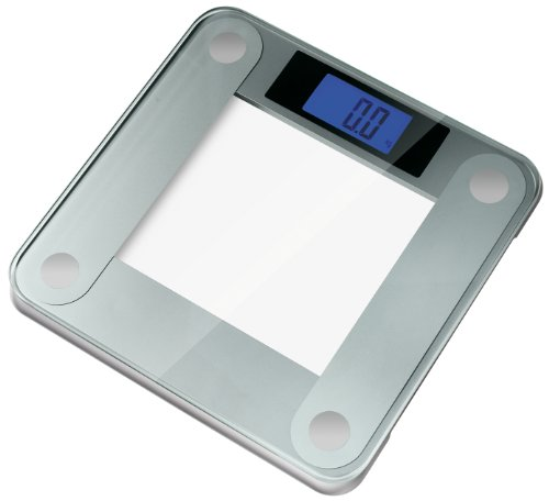 Ozeri Precision II Digital Bath Scale (440 lbs Capacity) with 3.5