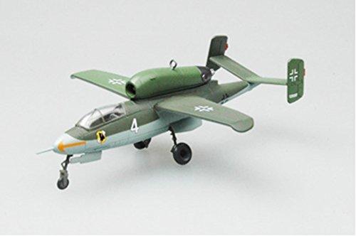 1/72 完成品 ドイツ空軍 ハインケル He162 ザラマンダー 1945
