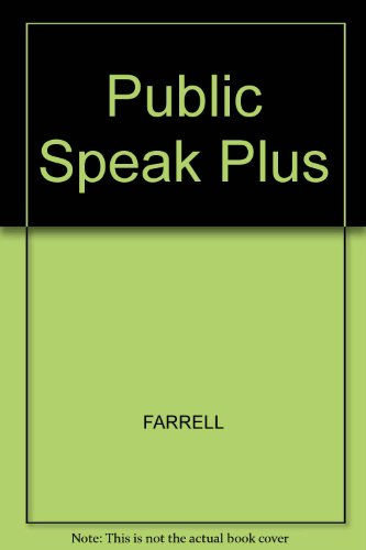 Public Speaking Plus: Communication Skills for Career Success