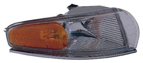 Depo 333-1525R-US Chrysler New Yorker/LHS Passenger Side Replacement Parking/Signal/Side Marker Lamp Unit Style: Passenger Side (RH)