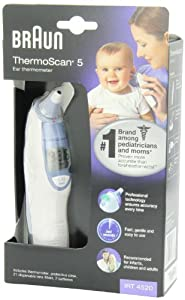 Braun Thermoscan Ear